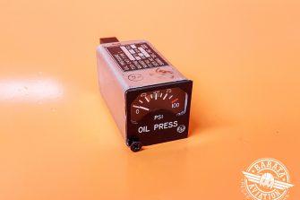 Indicador de Pressão de Óleo 0-100PSI Sigma Tek 169AU-BWL P/N 169AU-914-3BWL