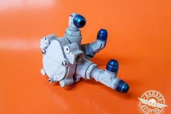Válvula de Combustível Janitirol P/N HE780-5