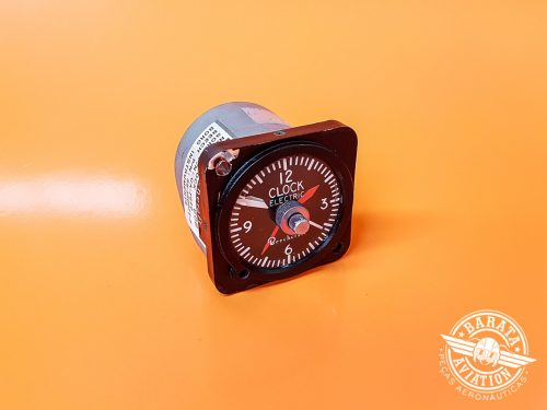 Relógio Analógico Elétrico Borg Instruments 608 24V P/N CA-7620