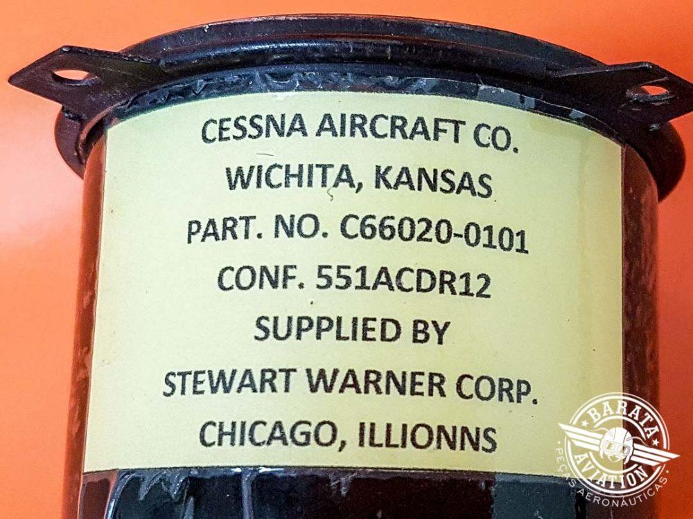 Tacômetro Stewart Warner P/N C66020-0101