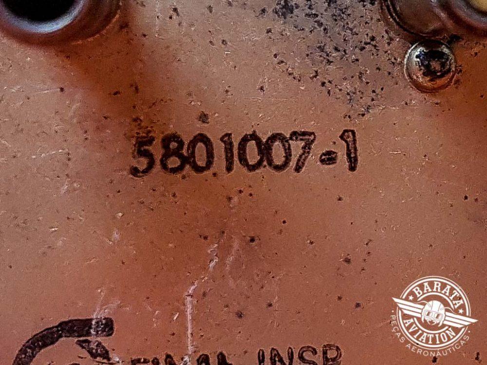 Indicador de Bomba de Vácuo Airborne 1610-4 P/N 5801007-1