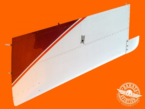 Estabilizador Vertical Beechcraft F33A 1985 P/N 33-640000-615