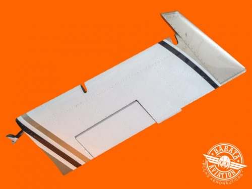 Leme Direcional Beechcraft B55 1977 P/N 96-630000-607