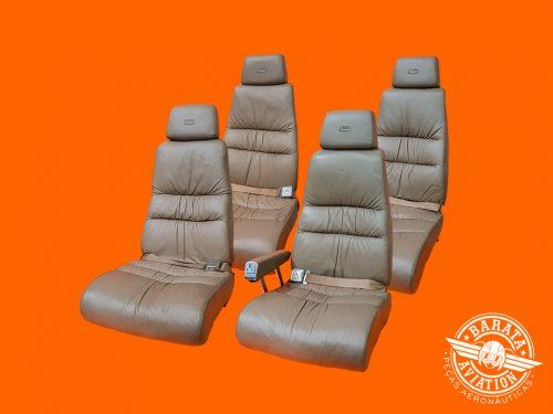Kit de Bancos Beechcraft Bonanza V35B P/N 58-530040-3