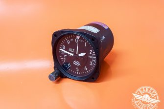 Altímetro United Instruments P/N 5934PD-1