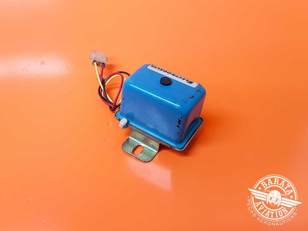 Regulador De Voltagem Kelly Aerospace P N Vr200a Barata