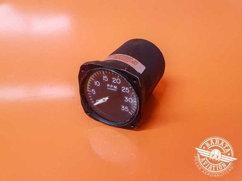 Tacômetro Duplo 3500RPM P/N 57-4AW
