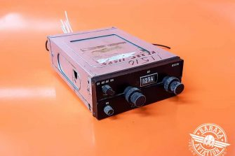 Rádio ADF King KR 85 14V P/N 066-1023-00