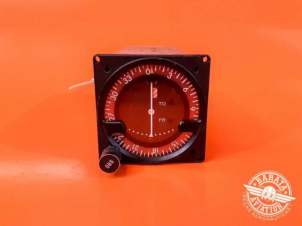 Indicador de Curso King KI-201C P/N 066-3008-02