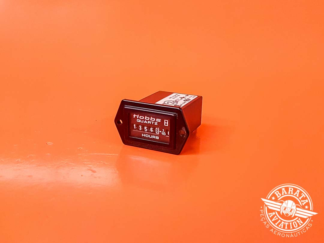 Horímetro Quartz 12/24V P/N 51006-000