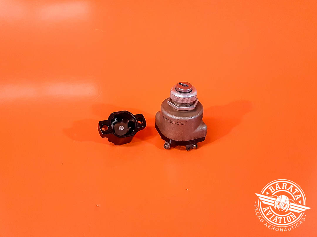 Chave do Magneto de Ignição e Partida P/N 10-357200-1A