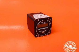 Indicador Digital de Amperagem e Voltagem E.I. P/N VA-1A-50
