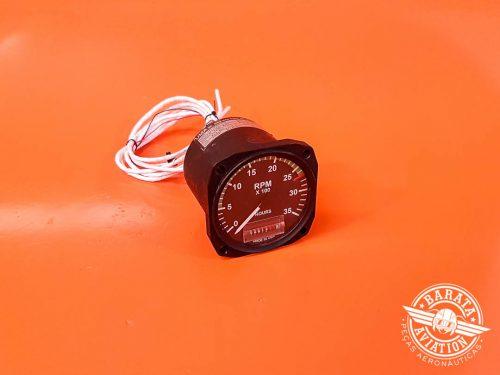 Tacômetro 3500RPM 10-30V P/N T19-801-112
