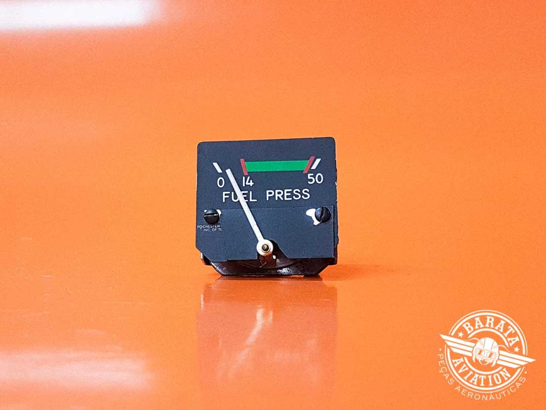 Indicador de Pressão de Combustível P/N 2646-00013