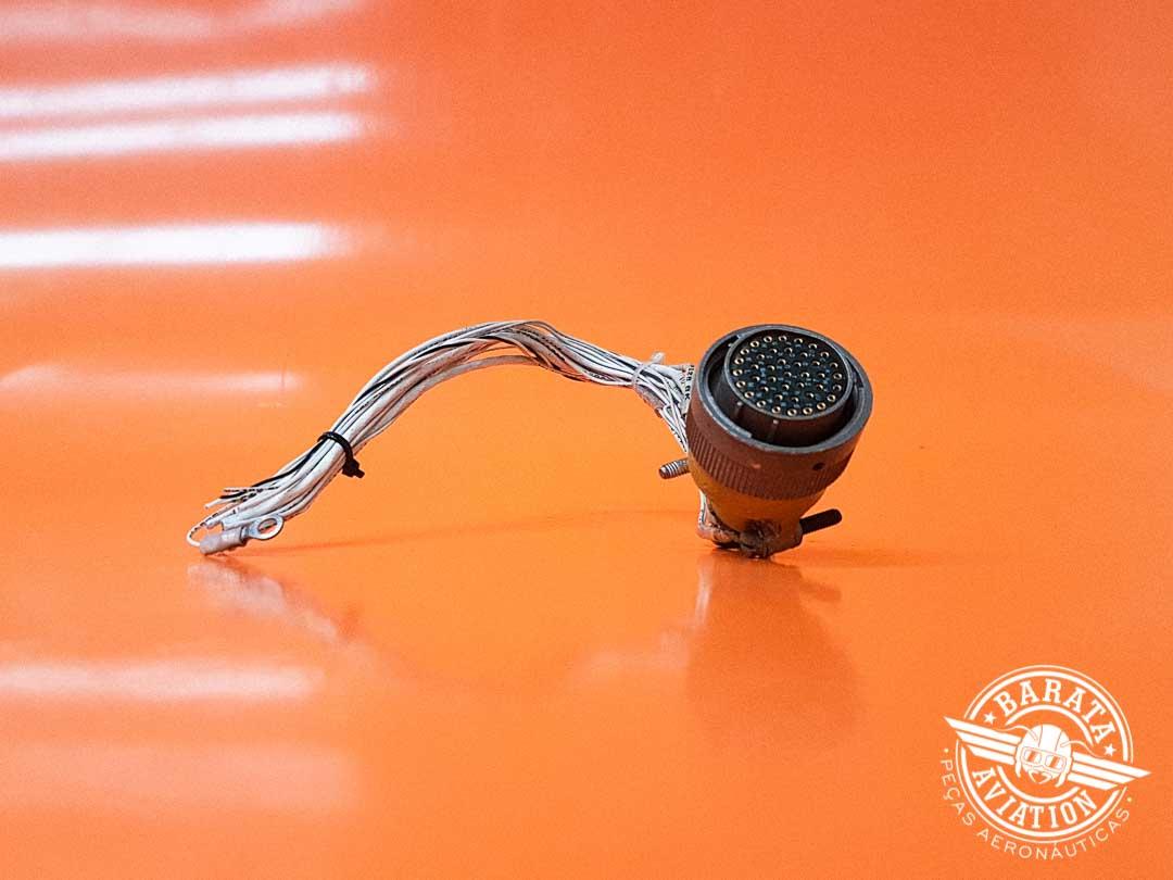 Conector do Sincronizador de Giro Direcional P/N MS3126F20-41S