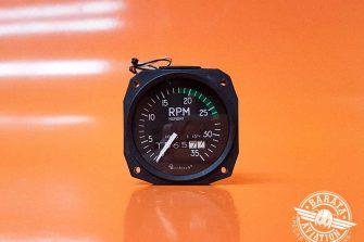 Tacômetro 3500RPM Aero Mach P/N 5418-03